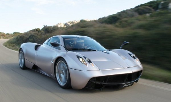 Pagani I The History, The Cars, The Legend. All About Pagani.