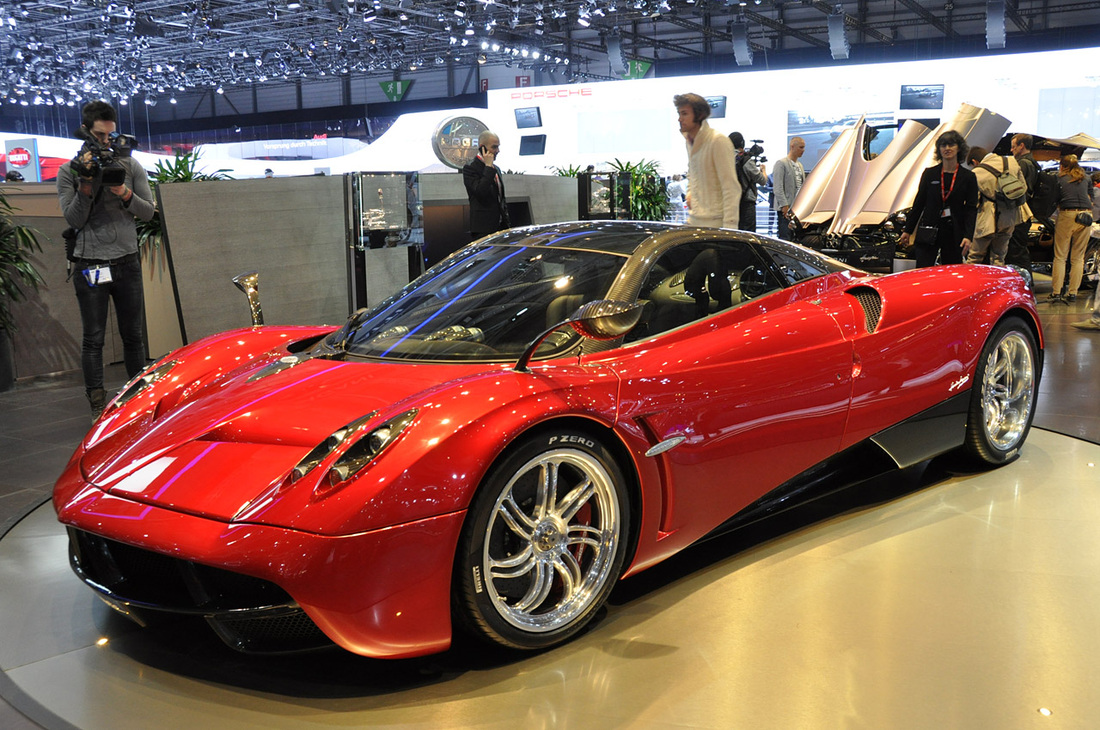 Pagani I The History The Cars The Legend All About Pagani