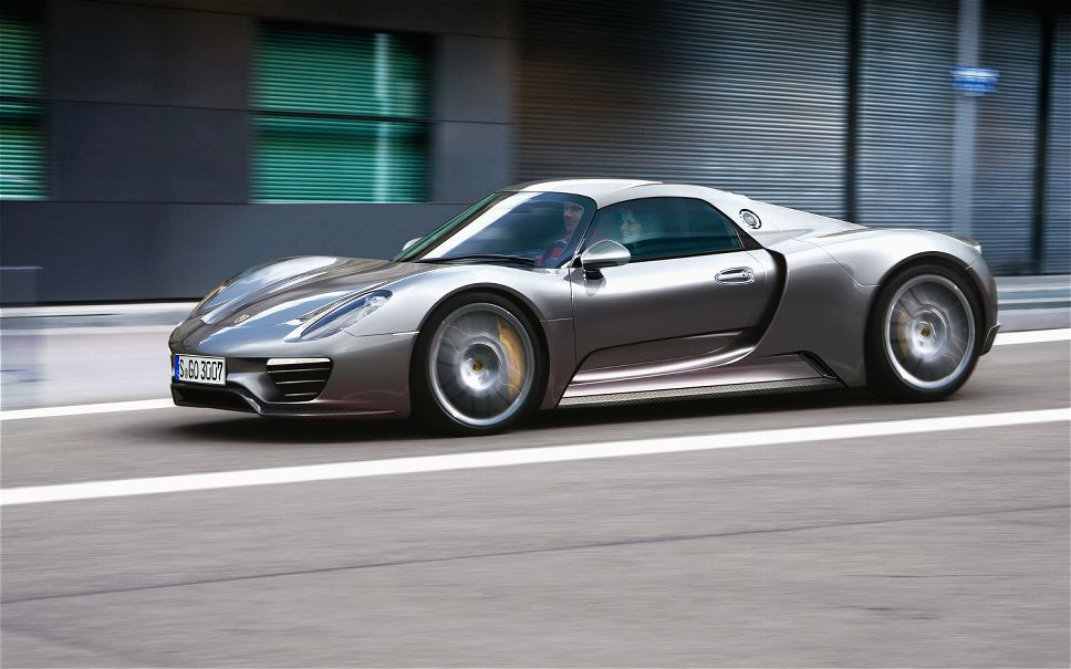 Porsche 918 Spyder I The Ultimate Guide To The Ultimate