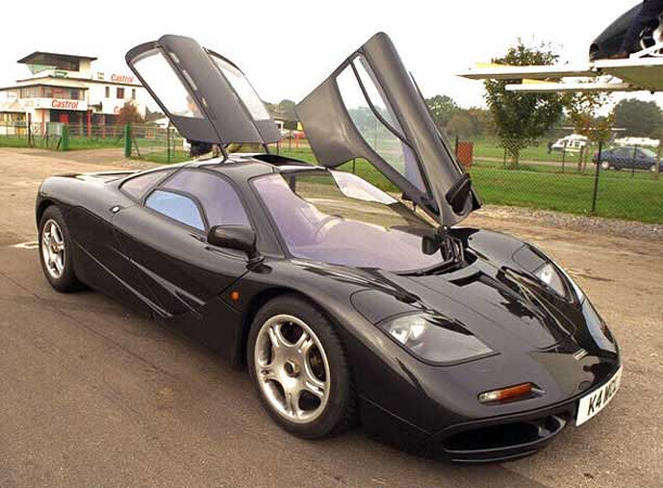 McLaren F1  Best Sports Car Ever  Rev To The Limit