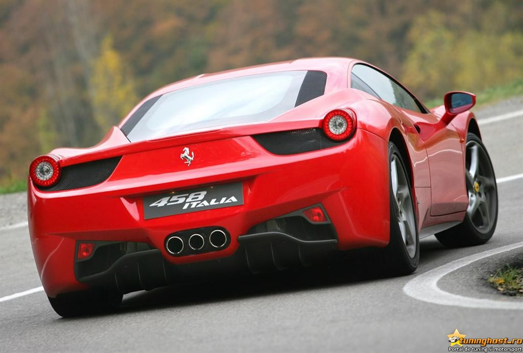ferrari 458 italia review videos galleries. Black Bedroom Furniture Sets. Home Design Ideas